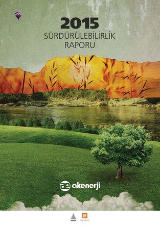 ESG Turkey Sürdürülebilirlik Raporu Akenerji 2015
